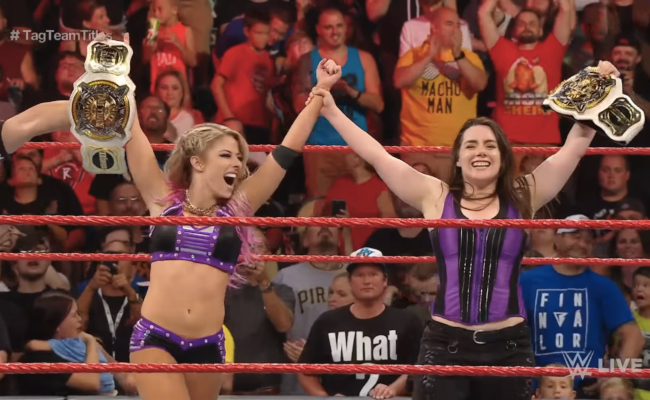The Women's Tag Team Championship Match Was Pulled From WWE SummerSlam, And Here's Why