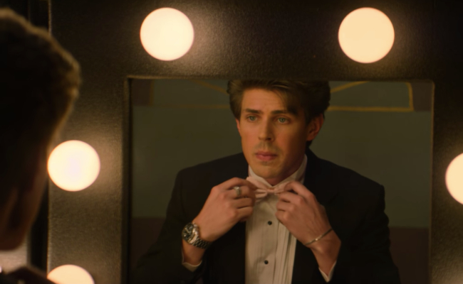 'GLOW' Star Chris Lowell Tells Us What Makes The Show So Unique Ahead Of Its Third Season