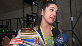 Bayley Is Tired Of Fighting Women From Raw Instead Of Smackdown