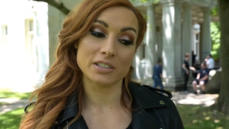 Becky Lynch Trash Talked Sasha Banks And Issued A Challenge