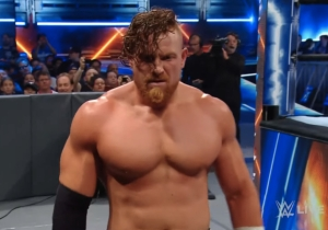 Buddy Murphy's Role In The Roman Reigns Storyline Was Reportedly Unplanned
