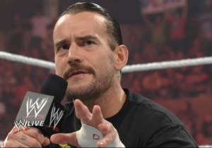 CM Punk's Agent Reportedly Tried To Get Him A Job On FS1's WWE Show