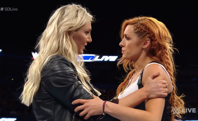 Charlotte Flair Insists It's Not A Slight For Becky Lynch To Share The 'WWE 2K20' Cover
