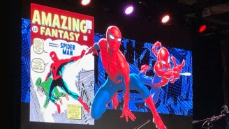 The Sony-Marvel Studios 'Spider-Man' Dust-Up Loomed Large Over Disney's D23 Expo