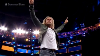 Edge Thinks He Could Have One More Match