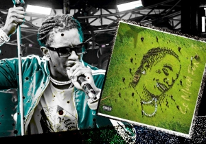 Young Thug's Colorful Personality Turns 'So Much Fun' Into A Vibrant Work Of Art