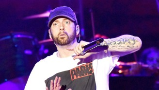 Eminem's Publisher Is Reportedly Suing Spotify For Copyright Infringement