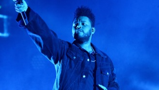 The Weeknd Said He's In Full 'Album Mode'