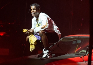 ASAP Rocky Reportedly Isn't Required To Be In Sweden For His Court Verdict Tomorrow