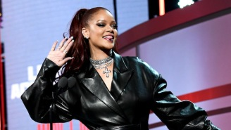 Rihanna Has Apparently Registered A New Song Called 'Private Loving'
