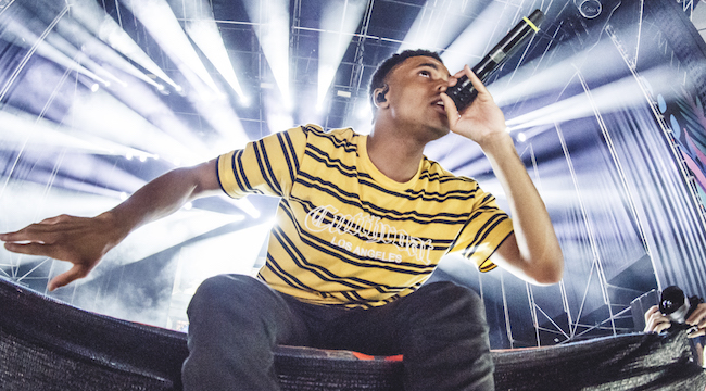 Vince Staples Has Left Def Jam And Signed A New Deal With Motown Records