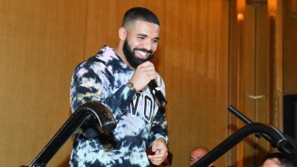 It Looks Like Drake Got A Tattoo Of The Beatles After Breaking Their 'Billboard' Record