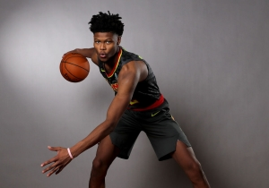 Cam Reddish Was Voted As The Rookie Who Will Have The Best Career