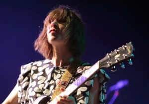 Sleater-Kinney Shared A Live Version Of Another New Track, 'Broken'
