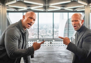 Weekend Box Office: 'Hobbs & Shaw' Closes Out The Summer Blockbuster Season, And Tarantino Holds Tight