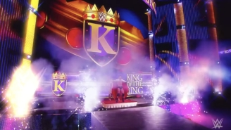 Here Are The Superstars Competing In WWE's New King Of The Ring Tournament