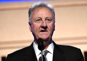 A Tattooed Larry Bird Mural Will Have The Ink Removed At The Hall Of Famer's Request