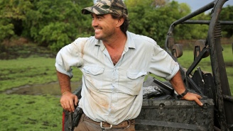 'Monster Croc Wrangler' Matt Wright Discusses Conservation And Australia's Northern Territory