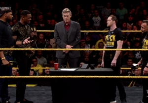 NXT Will Reportedly Be Two Hours Live On FS1, With More Vince McMahon Involvement
