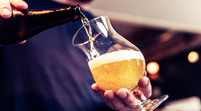 The Most Overrated Beers, According To Bartenders #irishCoffee