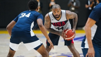 PJ Tucker Doesn't Think People Got The 'Whole Perspective' Of Team USA's Scrimmage Loss