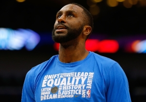 Patrick Patterson Reportedly Intends To Join The Clippers After The Thunder Bought Him Out