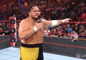 One Possible Reason Samoa Joe Turned Face And Then Heel Again On Raw