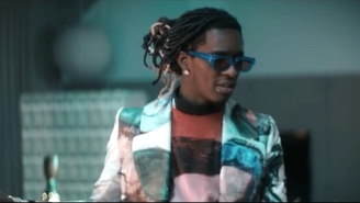 Young Thug, J. Cole, And Travis Scott Take Over A Hotel In The New 'The London' Video