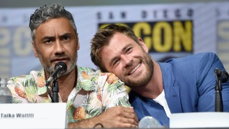 Taika Waititi Is Working On A 'Secret' Movie Before 'Thor: Love And Thunder'