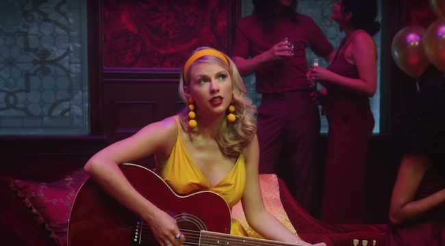 Taylor Swift's 'Lover' Video Is A Technicolor Tribute To Domestic Bliss