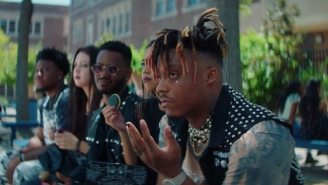 Juice WRLD And Benny Blanco's 'Graduation' Music Video Is A Star-Studded High School Film Finale