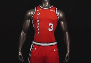 The Blazers Unveiled Spectacular Throwbacks For Their 50th Season