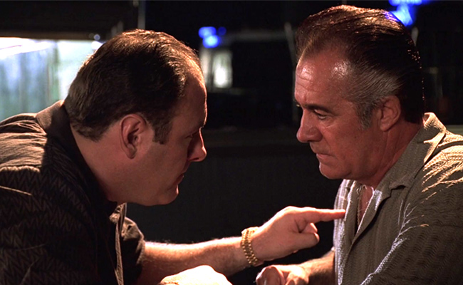 Sopranos Podcast: Pod Yourself A Gun On Episode 11, With Joey Devine