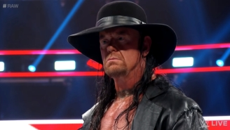 The Undertaker Reportedly Has A Very Lengthy New Contract With WWE