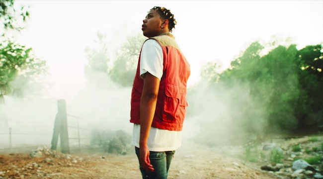 YBN Cordae Pays The Price For Taking A Five-Finger Discount In His Eerie 'Broke As F*ck' Video