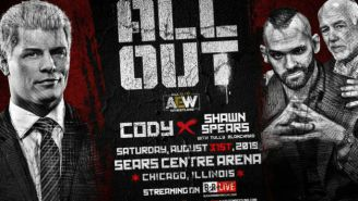 Going All Out With AEW: Full PPV Card And Preview