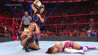 WWE Raw Results 8/12/19