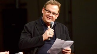 Andy Richter Put A Fellow Passenger On Blast Over Bare-Feet Antics On A Flight