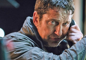 Weekend Box Office: Gerard Butler 'Falls' Into The Top Spot