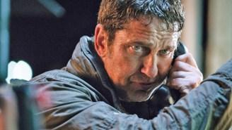Weekend Box Office: Gerard Butler 'Falls' Into The Top Spot