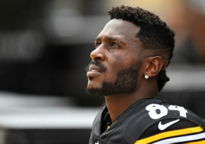 Antonio Brown Lost His Helmet Appeal But Appears Ready To Play For The Raiders Anyway
