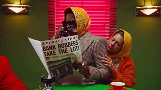ASAP Rocky Commits The Crime Of The Century In His Demented 'Babushka Boi' Video