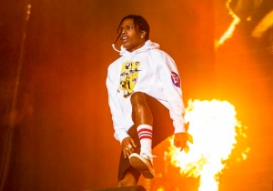 ASAP Ferg Says ASAP Rocky Had An Emotional Moment At Kanye West's Sunday Service After His Sweden Trial