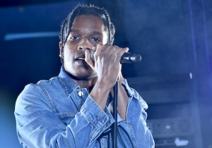 ASAP Rocky Thanks His Supporters In His First Social Media Post Since His Arrest In Sweden