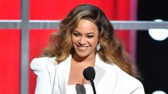 Beyonce's Historic 'Vogue' Cover Is Going Into The Smithsonian's Permanent Collection