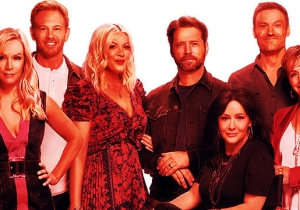 The 'BH90210' Revival Is An Elaborate (But Kind-Of Enjoyable) Exercise In Self-Mockery