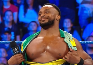 WWE's Big E Talks To Us About SummerSlam, Randy Orton, And Representation