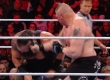 Braun Strowman On What Happened Backstage After Brock Lesnar Punched Him In The Face For Real