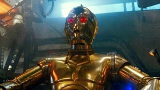 C3PO's Red Eyes In The 'Star Wars: The Rise of Skywalker' Trailer Have People Spooked