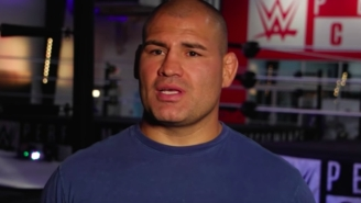 Cain Velasquez Could Be Headed To New Japan Pro Wrestling